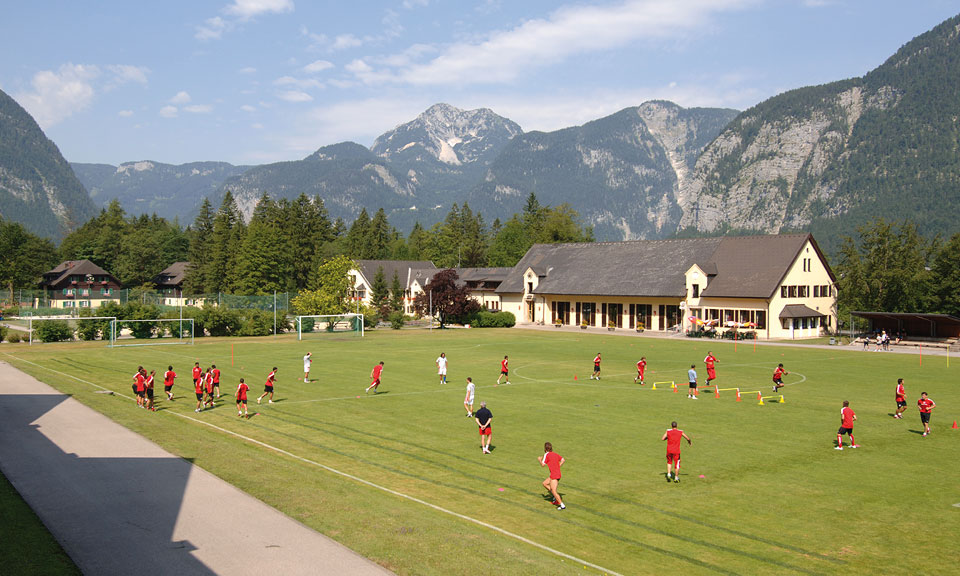 Outdoor-Sportanlagen