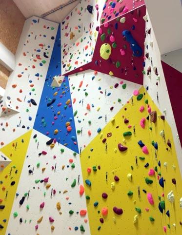 Kletterhalle BSFZ Südstadt